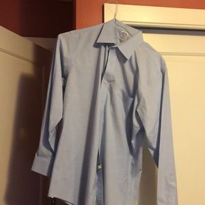 Blue Brooks Brothers Dress shirt